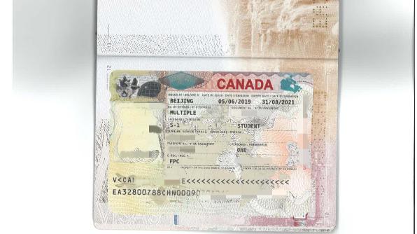 【成功案例】20天获批加拿大留学签证